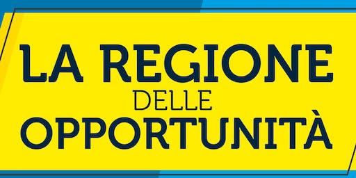 La Regione delle opportunità - Roma Tecnopolo