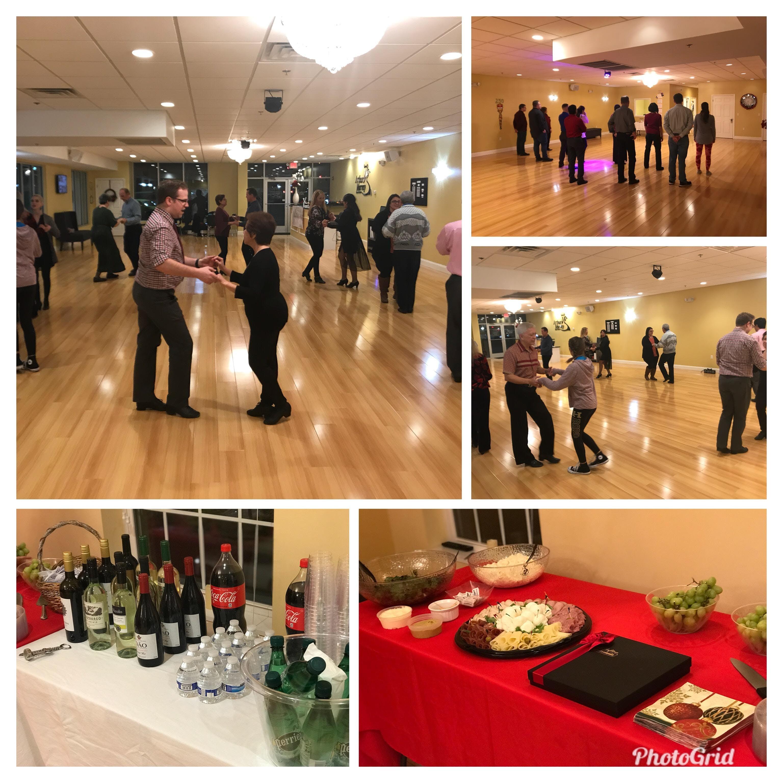 Latin Night Open House & Wine Tasting