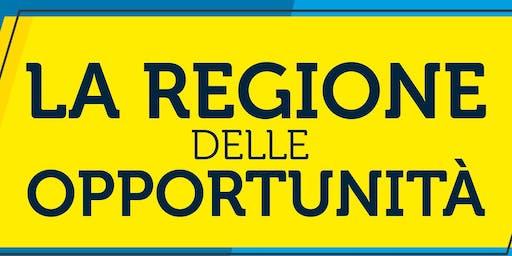 La Regione delle opportunità - Zagarolo