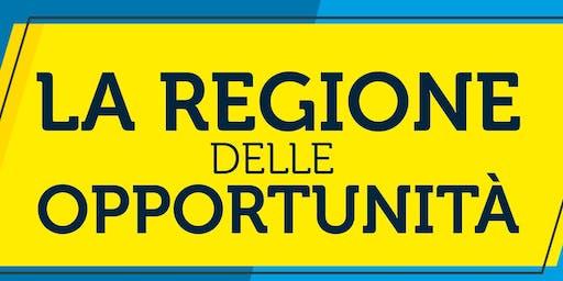 La Regione delle opportunità - Civitavecchia