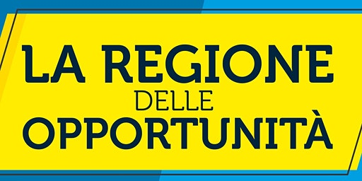 La Regione delle opportunità - Viterbo