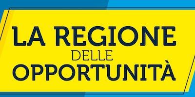 La Regione delle opportunità - Latina