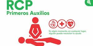Curso de R.C.P. y Primeros Auxilios - Personal de...