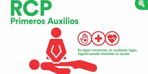Curso de R.C.P. y Primeros Auxilios - Personal de CONICET y UNC EXCLUSIVAMENTE