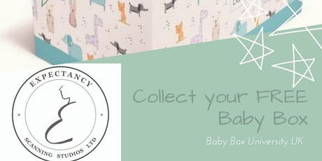 Baby Box Co. Reward Collection Day at Expectancy Scanning Studios Ltd  tickets