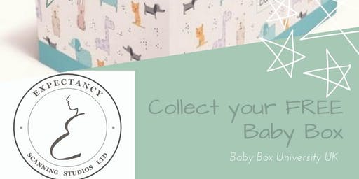 Baby Box Co. Reward Collection Day at Expectancy Scanning Studios Ltd