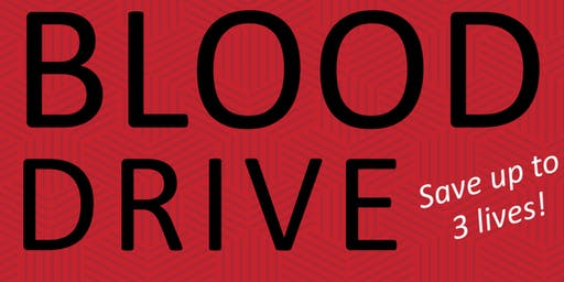 117 Kendrick Blood Drive (10/30/19)