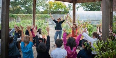 Stories, Songs & The 5 Senses: Indoor Garden Activities for Early Childhood