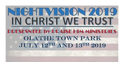 NIGHTVISION 2019 JULY 12 & 13