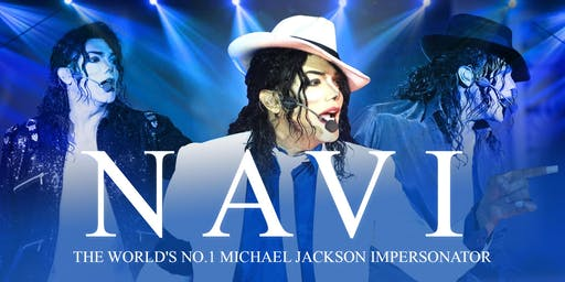 Navi - The World's No.1 Michael Jackson Impersonator