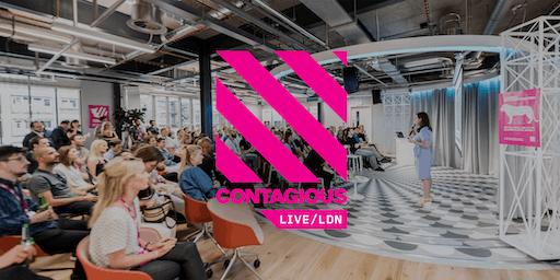 Contagious Live / London