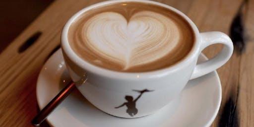 Taste of teaching coffee morning