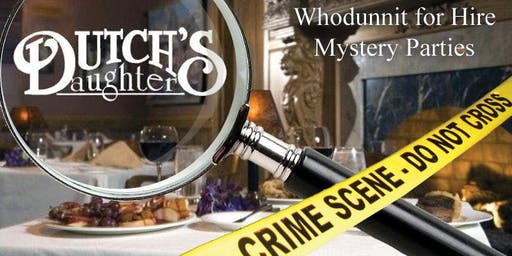 Murder Mystery Dinner - Frederick, Maryland
