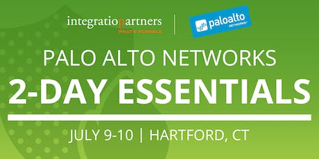 Palo Alto Networks 2-Day Essentials Class | Hartford, CT tickets