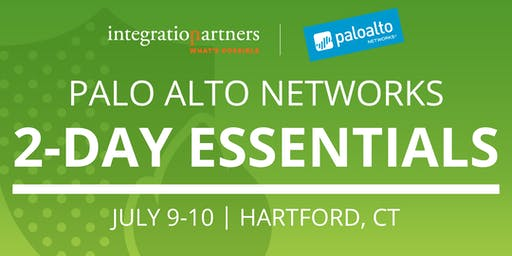 Palo Alto Networks 2-Day Essentials Class | Hartford, CT