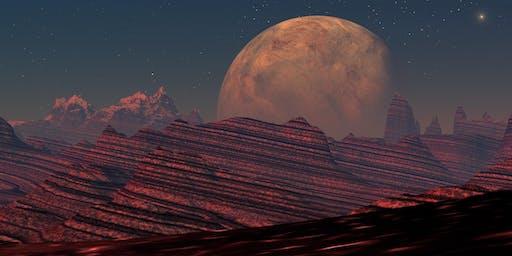 4-H Mission Mars Life Skills Camp