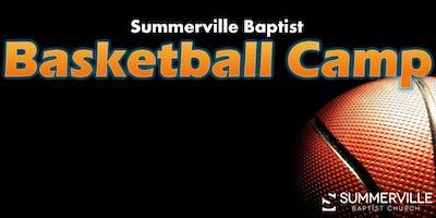 Summerville Baptist Basketball Camp