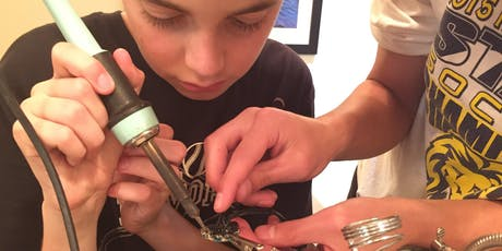 Youth Robotics & Programming Camp - Home Hacker Camp '19 (Level 3) tickets