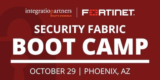 Fortinet Security Fabric Bootcamp | Phoenix, AZ