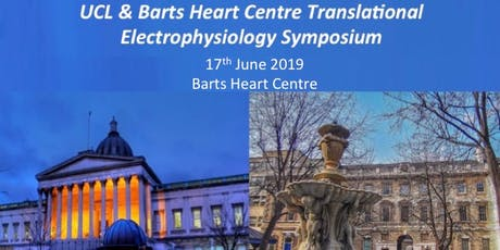 2nd UCL & Barts Heart Centre Translational Electrophysiology Symposium tickets
