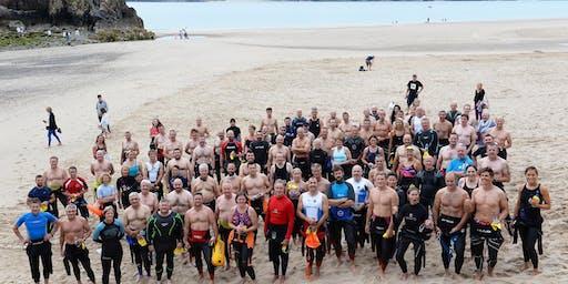 Caldey Swim 2019