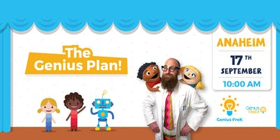 Genius Plaza presents: The Genius Plan! - Anaheim, CA
