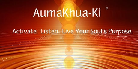 AUMAKHUA-KI ®Energy Balancing 1 Hands On tickets