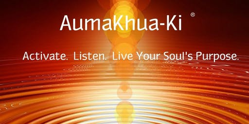 AUMAKHUA-KI ®Energy Balancing 1 Hands On