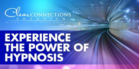 Experience the Power of Hypnosis tickets