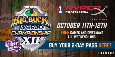 2019 Big Buck World Championship tickets