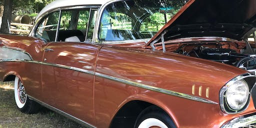 24th Annual Rolling Iron Antique Auto Show
