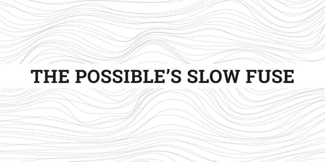 The Possible's Slow Fuse: Imagining a Posthuman Education with Dr. Nathalie Sinclair tickets