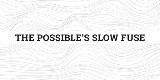 The Possible's Slow Fuse: Imagining a Posthuman Education with Dr. Nathalie Sinclair