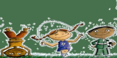 Actividades para Niños de edades 0-6 años