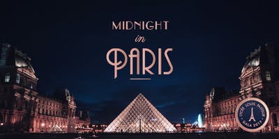 Midnight in Paris Gala