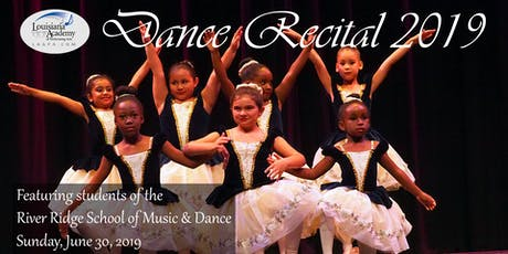 Spring Dance Recital - River Ridge School of Music & Dance tickets