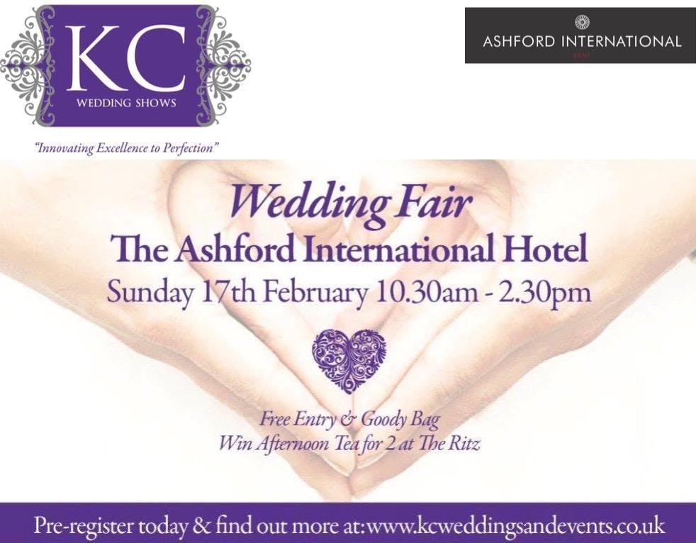 Ashford International Hotel Wedding Show