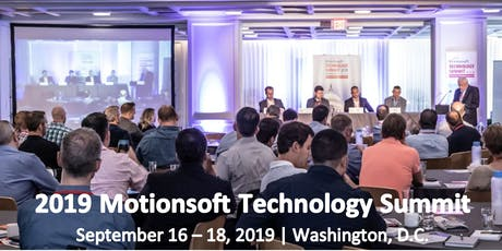 2019 Motionsoft Technology Summit tickets