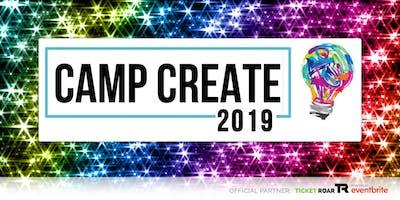 Mansfield ISD Camp Create 2019