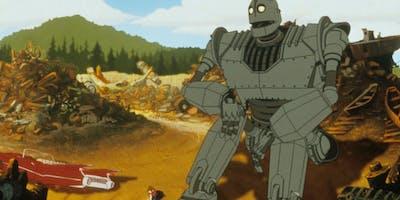 Saturday MASS: The Iron Giant