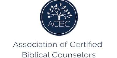 Biblical Counseling Training
