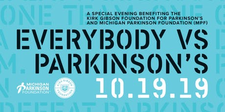 Everybody vs Parkinson's tickets