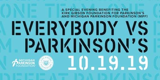 Everybody vs Parkinson's