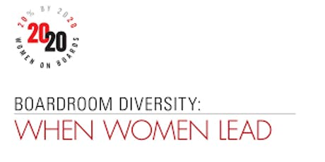The 8th National Conversation on Board Diversity - Chicago Sponsors tickets