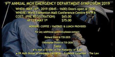 Annual MCH ED Symposium