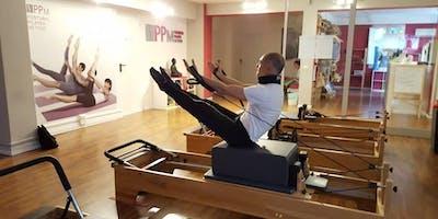 Mobilizzazione della colonna vertebrale e Pilates