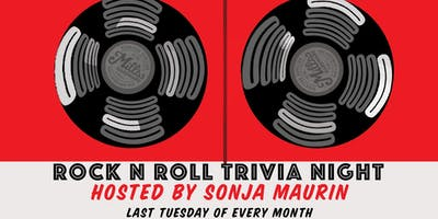 Rock and Roll Trivia Night