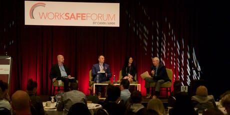 CannAmm WorkSafe Forum 2019 tickets