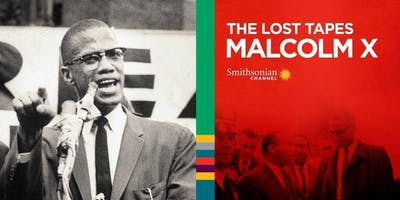 Screening at the Schomburg: The Lost Tapes: Malcol