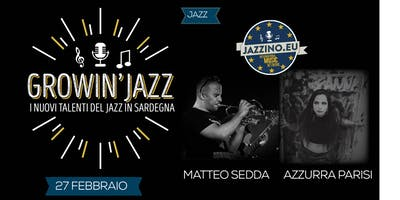 Growin'Jazz - I giovani talenti del Jazz in Sardegna - Live at Jazzino